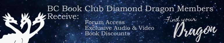 ad promoting Diamond Dragon Brick Cave Book Club membership